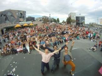 Melbourne 31 mars