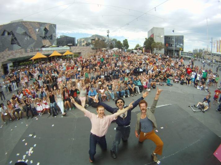 Melbourne City 2012