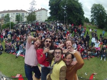 Petit Couronne - Festival L'archifête 2